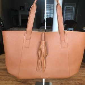 Expandable Tanger Tote, brand new and never used!